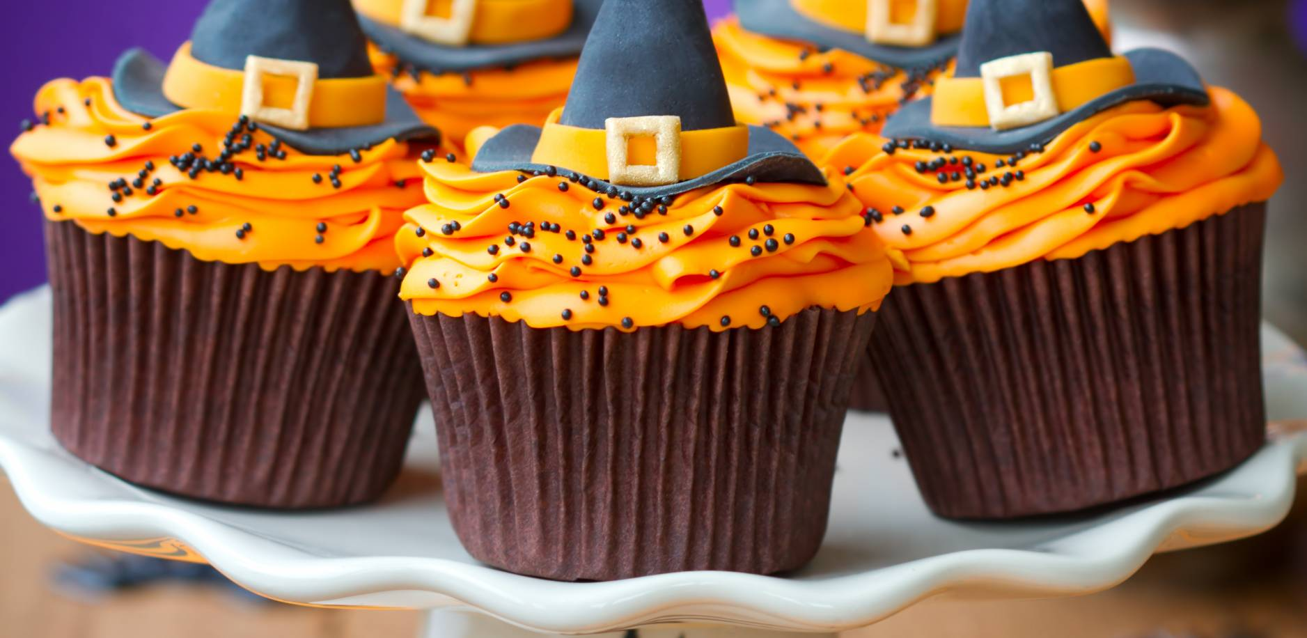 Cupcakes Dhalloween Mes Recettes
