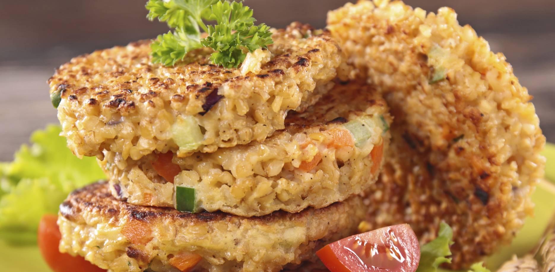Recette de galette au quinoa