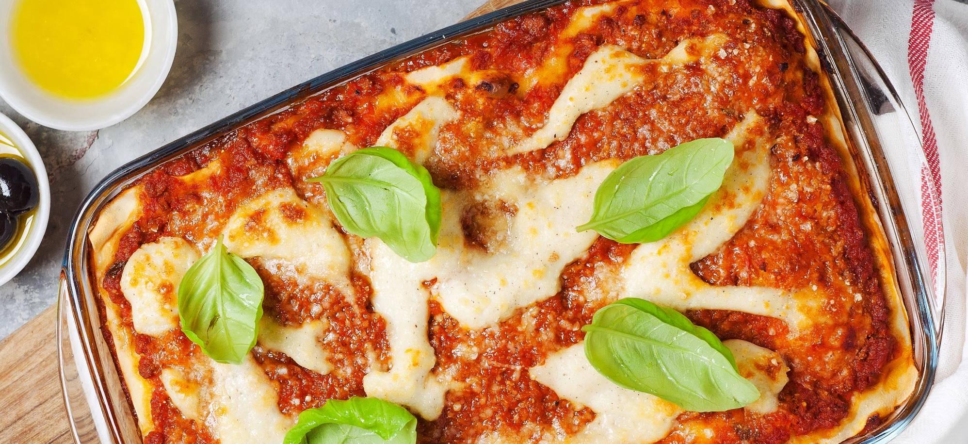 lasagnes, recette, pates,