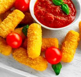 mozzarella apéritifs tomate