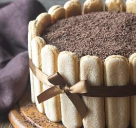 Recette charlotte chocolat