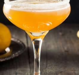 Cocktail passion bière