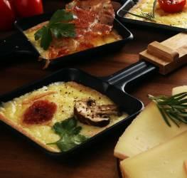 raclette, noix, poires,