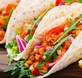 Mes Recettes tacos mexicains facile gourmand