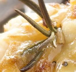 Tartelettes chèvre miel